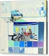 Draaimolen Acrylic Print