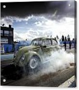 Drag Racing 1 Acrylic Print