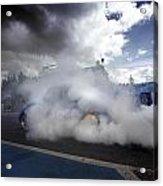 Drag Racing 11 Acrylic Print
