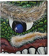 Dragon Cyclops Acrylic Print