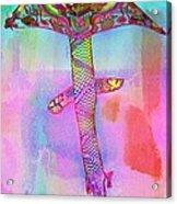 Dragon Kite Acrylic Print