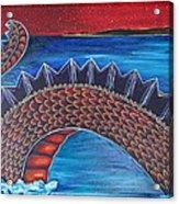 Dragon One Acrylic Print