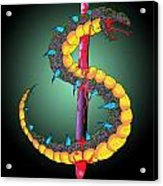 Dragon Spike One Acrylic Print
