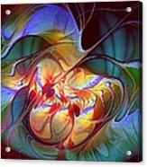Dragonheart Acrylic Print