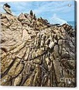 Dragon's Teeth Acrylic Print