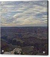 Dramatic Grand Canyon Sunset Acrylic Print