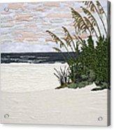 Drawn To The Sea II Acrylic Print