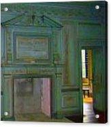 Drayton Hall 2 Acrylic Print by Ron Kandt