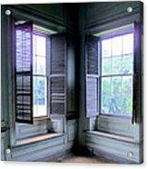 Drayton Interior Window 2 Acrylic Print