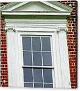 Drayton Window 2 Acrylic Print
