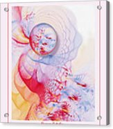 Dream Catcher Acrylic Print by Gayle Odsather