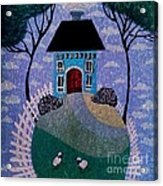 Dream House Acrylic Print