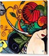 Dream In Color Acrylic Print