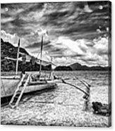 Dream Vacation Acrylic Print