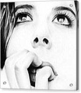 Dreamer Acrylic Print by Natasha Denger