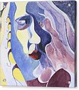 Dreamface Acrylic Print