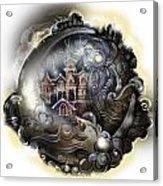 Dreamhouse Acrylic Print