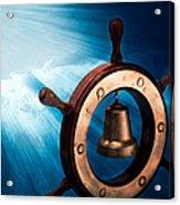 Dreaming Of The High Seas 1 Acrylic Print