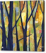 Dreaming Trees 2 Acrylic Print
