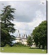 Dreamlike - Chateau Chaumont Acrylic Print