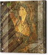 Dreams Of Absinthe - Steampunk Acrylic Print