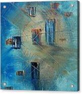 Dreamscape #1 Acrylic Print