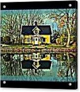 Dreamy Home Acrylic Print