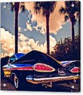 Dreemy 59 Impala - How Do U Live W/o It? Acrylic Print