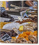 Dried Fruits Acrylic Print
