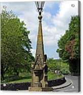 Drinking Fountain - Bakewell Acrylic Print