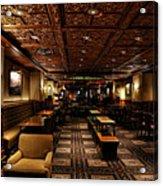Driskill Hotel Upper Lobby Acrylic Print