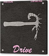 Drive Acrylic Print