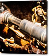 Drive Shaft - 1 Acrylic Print