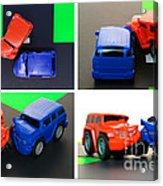 Driver's Ed Acrylic Print