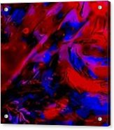 Drops Acrylic Print