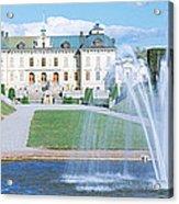 Drottningholm Palace, Stockholm, Sweden Acrylic Print