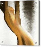 Drown In The Rain Acrylic Print