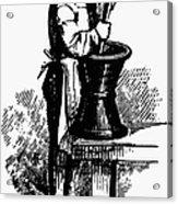 Druggist, 19th Century Acrylic Print