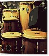 Drum Beat Acrylic Print
