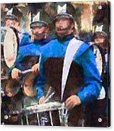 Drummers Acrylic Print
