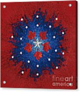Dual Citizenship 2 Acrylic Print by First Star Art