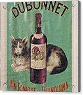Dubonnet Wine Tonic Dsc05585 Acrylic Print