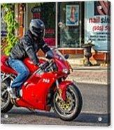 Ducati 748 Acrylic Print