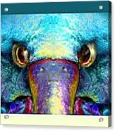 Duckeaglebird Acrylic Print