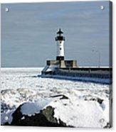 Duluth Harbor Lighthouse Acrylic Print