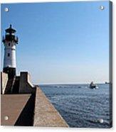 Duluth Harbor North Breakwater Lighthouse Acrylic Print