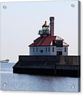 Duluth Harbor South Breakwater Lighthouse Acrylic Print