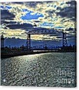 Duluth Lift Bridge Acrylic Print