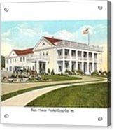Duluth Minnesota - Northland Country Club - 1915 Acrylic Print