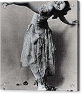 Duncan, Isadora 1878-1927. � Acrylic Print